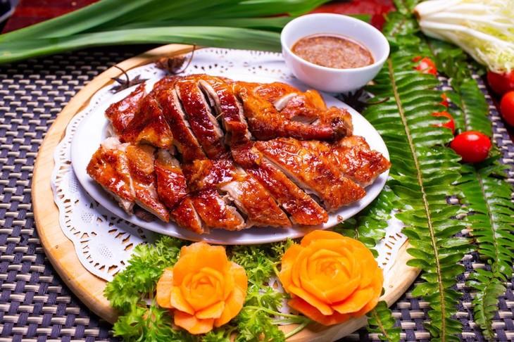 Roast duck with honey - ảnh 1