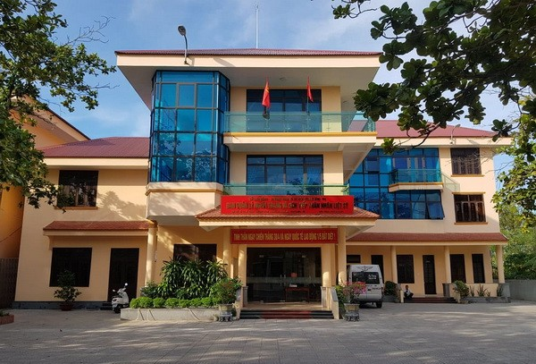 Guest house for war martyrs' relatives in Quang Tri - ảnh 1