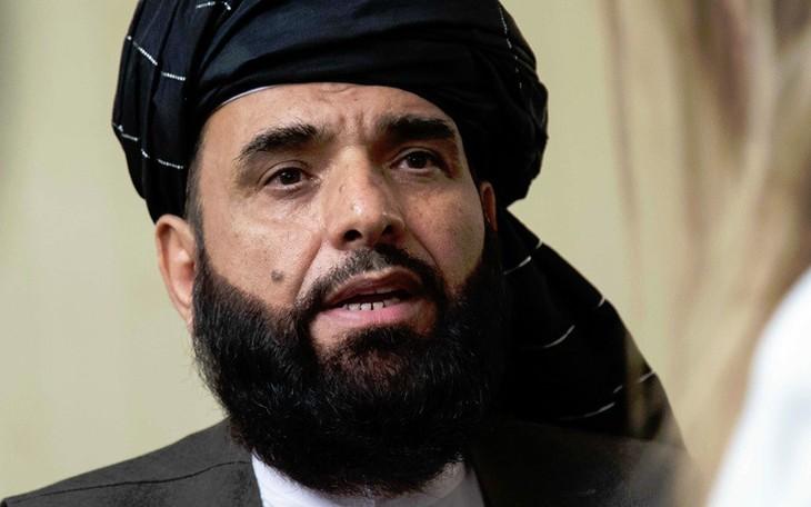 US, Taliban discuss Afghan peace process - ảnh 1