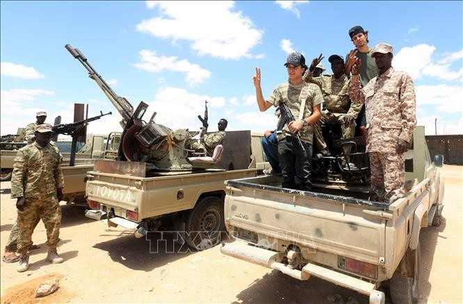 UN, Egypt welcome agreement on cease-fire in Libya - ảnh 1