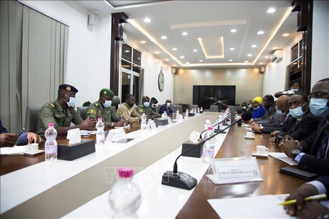 ECOWAS urges Mali junta to make 'swift' civilian transition - ảnh 1