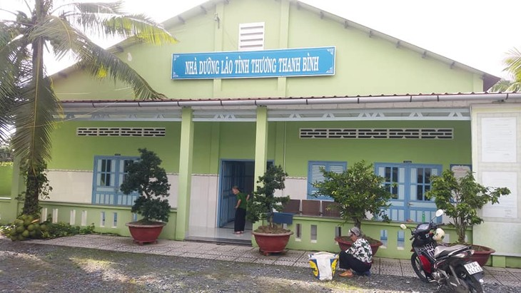 Nursing home for single elderly people - ảnh 1