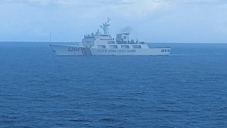 Indonesia says spots Chinese research vessel in its waters, tracker off - ảnh 1