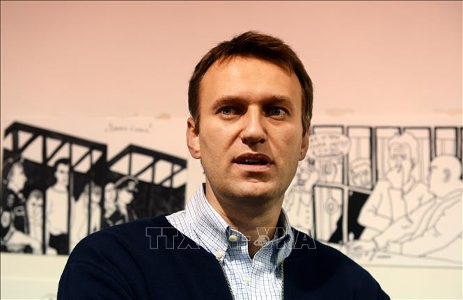 US sanctions Russian officials for opposition leader Navalny's detention - ảnh 1