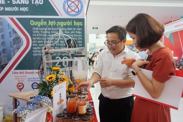 HCM City fosters innovative start-ups  - ảnh 1