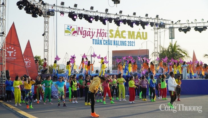 Quang Ninh to host 150 events to stimulate tourism  - ảnh 1