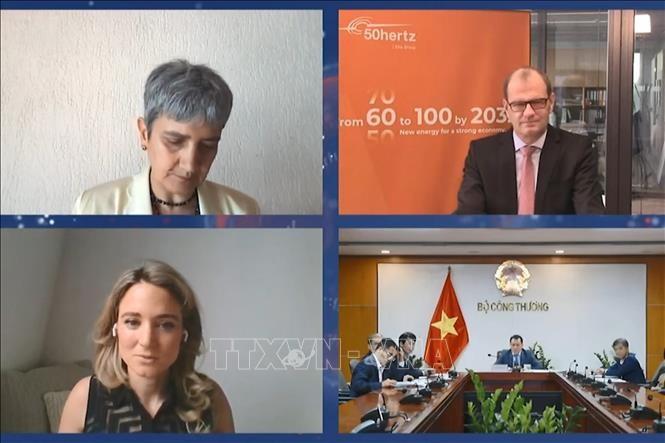 Vietnam attends seventh Berlin Energy Transition Dialogue - ảnh 1