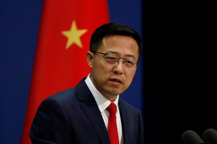 China says any attempt to undermine China-Russia relations is doomed to fail - ảnh 1