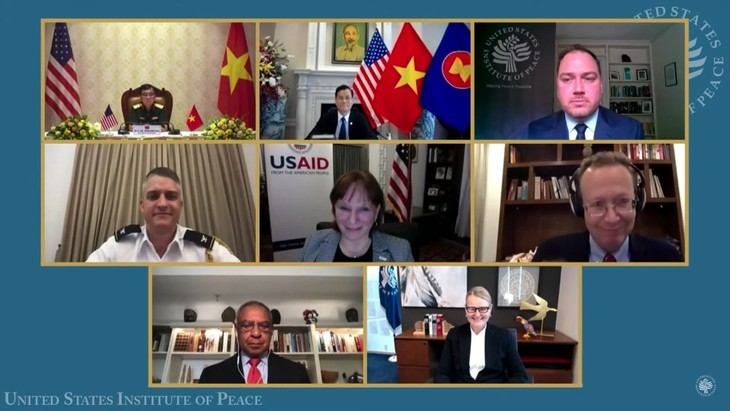 Vietnam, US continue cooperation to address post-war consequences - ảnh 1