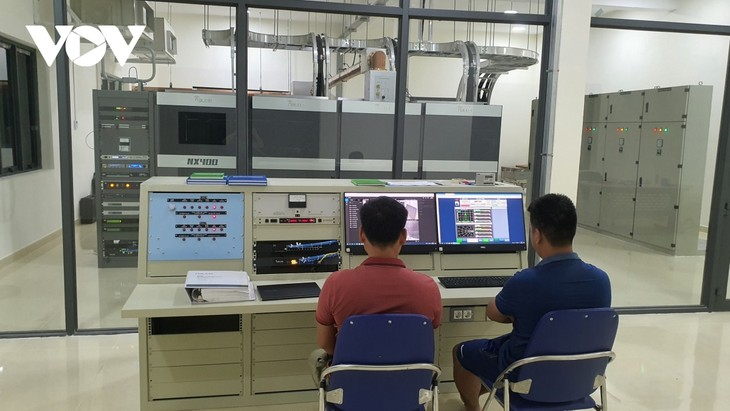 VOV expands broadcasting coverage in East Sea - ảnh 1