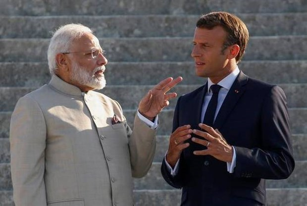 France, India discuss Indo-Pacific cooperation - ảnh 1