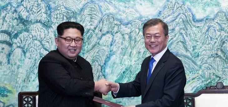 RDRK menyatakan membatalkan pembicaraan tingkat tinggi dengan Republik Korea karena latihan perang gabungan AS – Republik Korea - ảnh 1