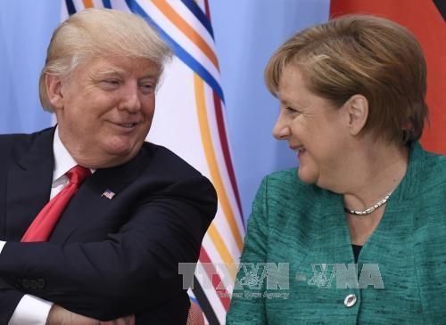AS menegaskan hubungan baik dengan Jerman - ảnh 1