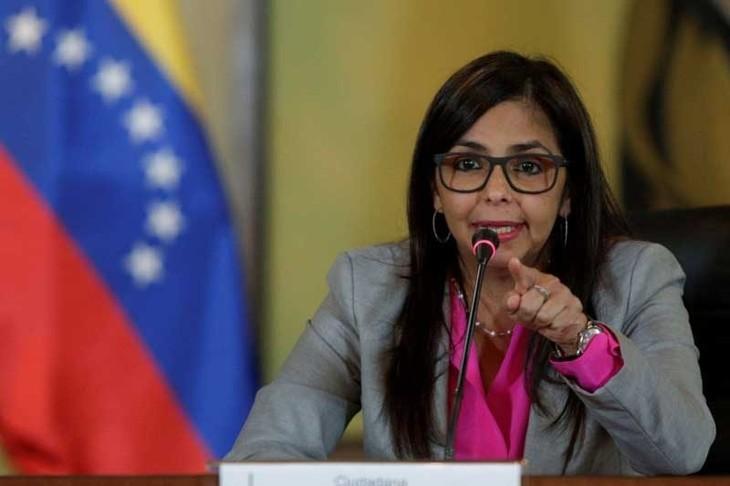 Venezuela menuduh AS menghalangi  dialog dengan  faksi oposisi  - ảnh 1