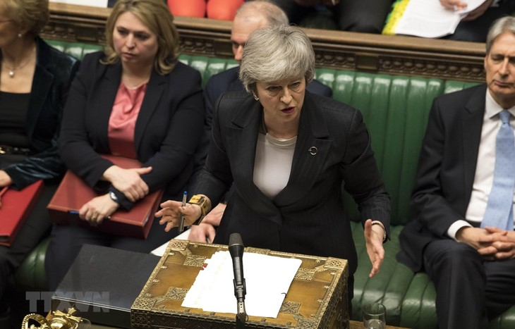 Masalah Brexit: Kalangan otoritas Inggris berseru supaya meneruskan kerjasama agar proses Brexit berlangsung secara tertib - ảnh 1