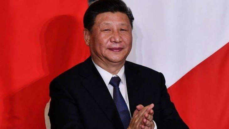 Presiden Tiongkok Xi Jinping mengunjungi Perancis - ảnh 1