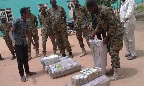 Sudan menyita ratusan juta USD di rumah mantan Presiden Bashir - ảnh 1