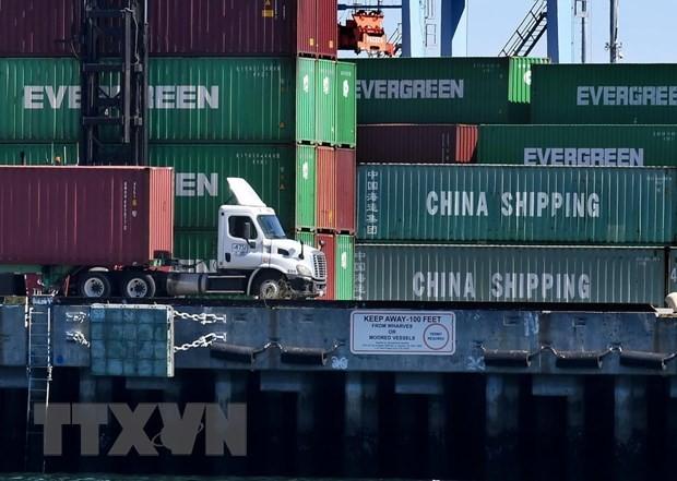 AS dan Tiongkok saling memperingatkat menjelang dialog perdagangan - ảnh 1