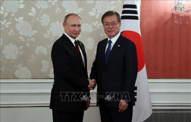 Rusia dan Republik Korea sepakat memulai kembali dialog AS-RDRK - ảnh 1