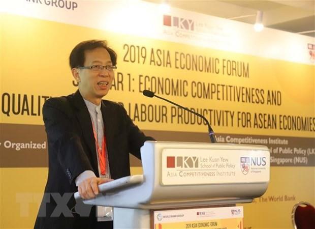 Vietnam perlu memanfaatkan keunggulan sumber modal investasi asing yang besar - ảnh 1
