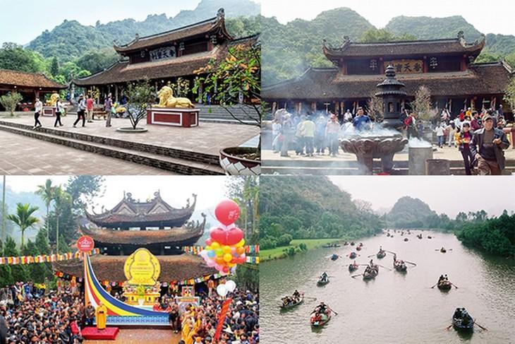 Memperkenalkan bentuk wisata religius di Vietnam sekarang  - ảnh 1