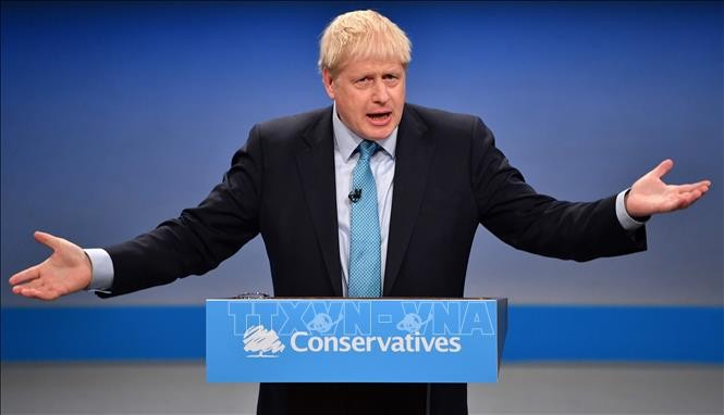 Masalah Brexit: PM Inggris berniat merekomendasi penundaan Brexit kepada Uni Eropa - ảnh 1