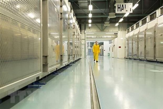 IAEA menuntut kepada Iran supaya menjelaskan unsur uranium di satu tempat di negara ini - ảnh 1