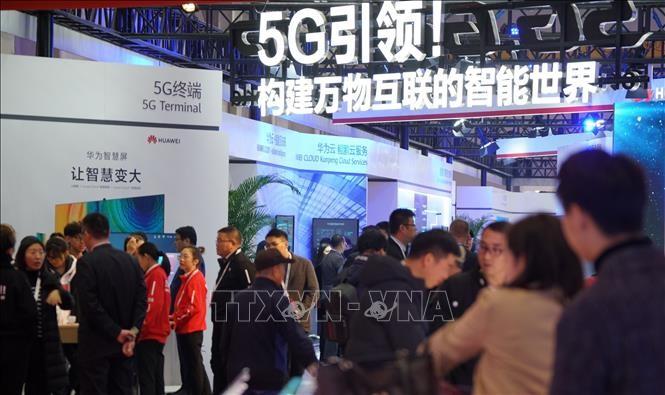 Inggris membela rencana kerjasama dengan Grup Huawei - ảnh 1