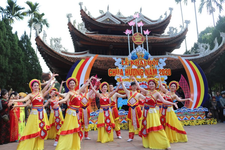 Membuka Pesta Pagoda Huong - ảnh 1