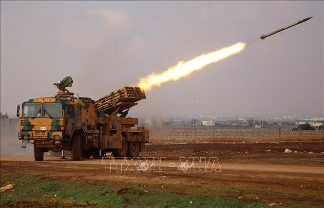 Pertempuran tidak henti-hentinya mengalami eskalasi di Suriah - ảnh 1