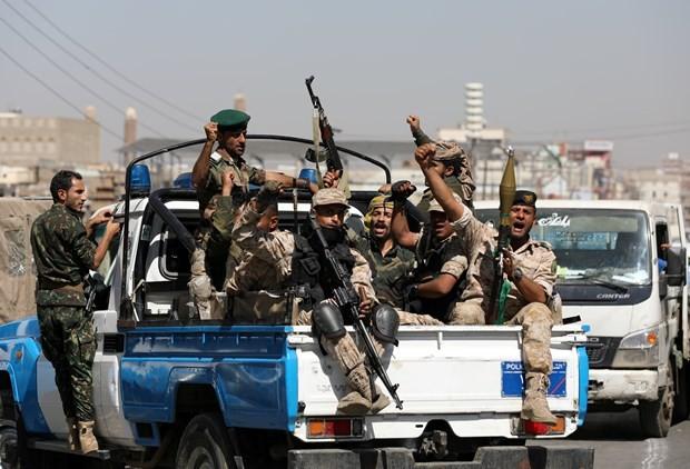 Pasukan Houthi mengontrol satu kotamadya strategis penting di Yaman - ảnh 1