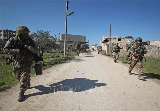 PBB berharap supaya permufakatan yang menghentikan permusuhan di Provinsi Idlib, Suriah Barat Laut dipertahankan - ảnh 1
