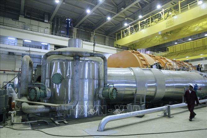 IAEA mendesak Iran melakukan kerjasama dalam masalah nuklir - ảnh 1