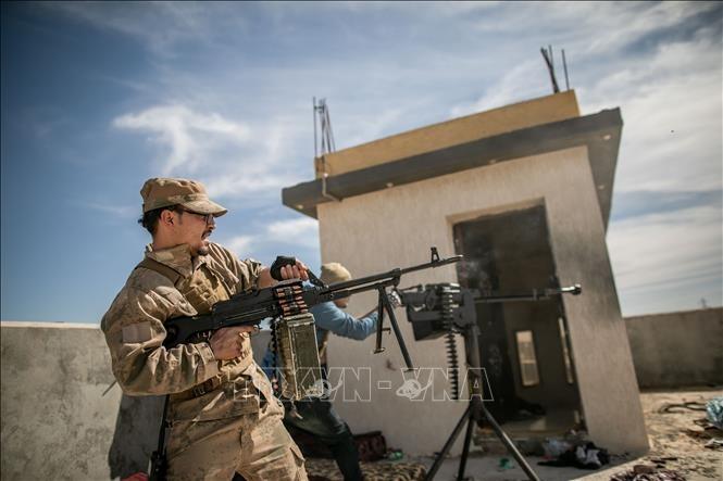PBB berseru kepada semua faksi di Libia supaya menghentikan tindakan militer untuk memberantas pandemi Covid-19 - ảnh 1