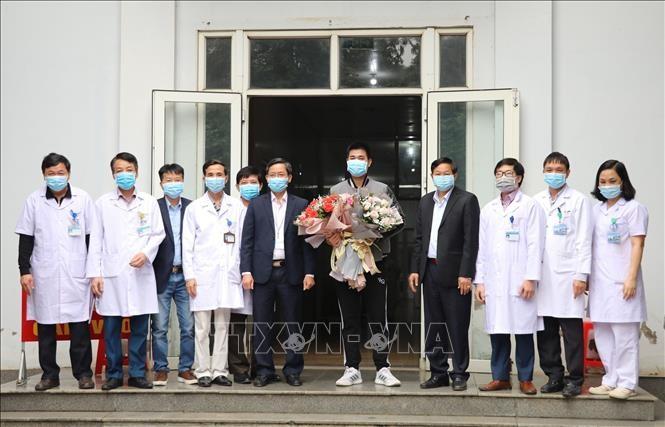 Pasien ke-18 yang terinfeksi Covid-19 di Vietnam bisa keluar dari rumah sakit - ảnh 1