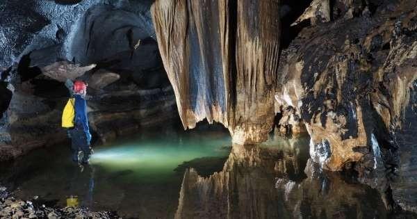 Menemukan lagi 12 gua baru di Provinsi Quang Binh - ảnh 1