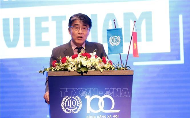 ILO Vietnam bersedia membantu Pemerintah, pengguna tenaga kerja dan pekerja - ảnh 1
