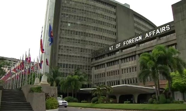 Filipina memprotes tindakan permusuhan Tiongkok di Laut Timur - ảnh 1