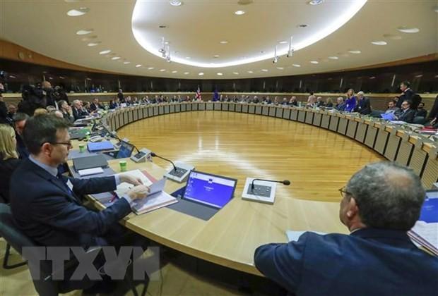 Uni Eropa dan Inggris akan mengkonfirmasikan kembali jadwal perundingan tentang hubungan pasca Brexit - ảnh 1