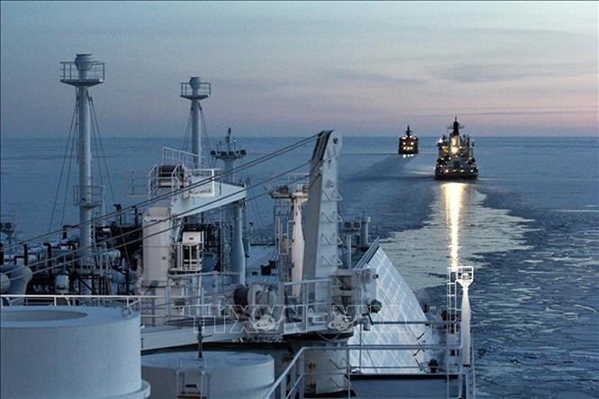 Rusia, AS dan Arab Saudi menekankan perlu menjaga kestabilan dari pasar energi - ảnh 1