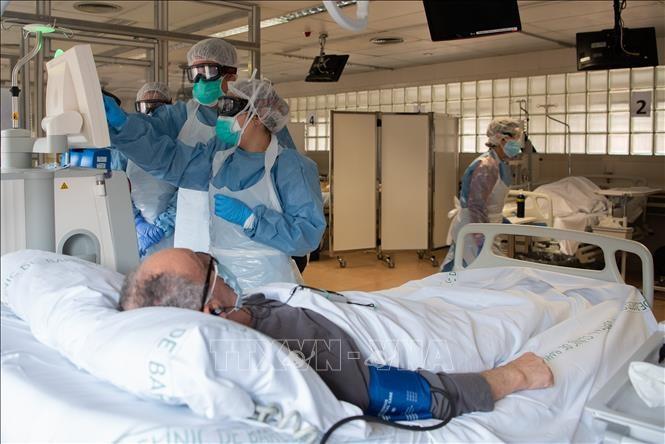 Situasi pandemi Covid-19 di seluruh dunia - ảnh 1