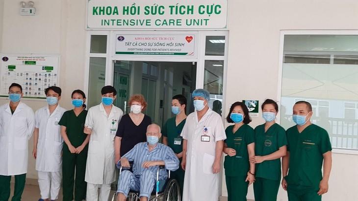 Organisasi-organisasi internasional dan media massa asing mengapresiasi Vietnam dalam pekerjaan mencegah dan menanggulangi wabah Covid-19 - ảnh 1
