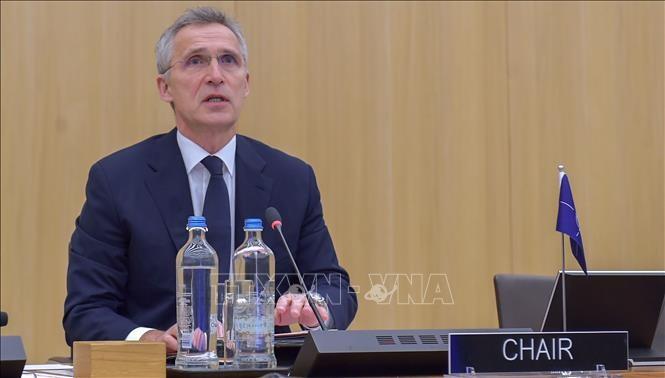 Sekjen NATO menekankan perlindungan cabang-cabang industri strategis pada latar belakang wabah Covid-19 merebak - ảnh 1