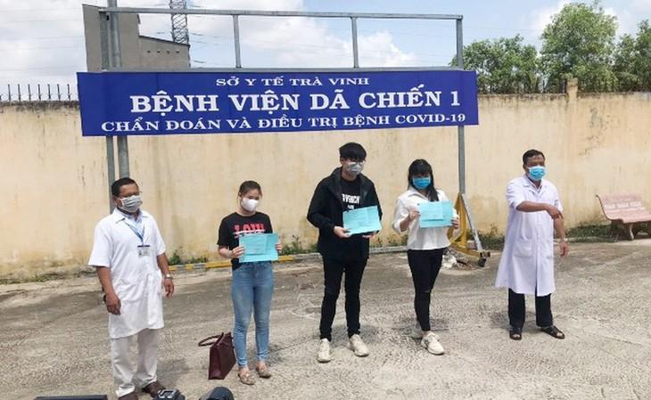 Vietnam mencatat lagi 21 pasien Covid-19 yang dinyatakan sembuh - ảnh 1