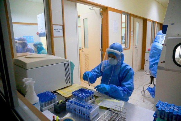 Vietnam tidak mencatat lagi kasus baru yang terinfeksi Covid-19 selama empat hari terus-menerus - ảnh 1