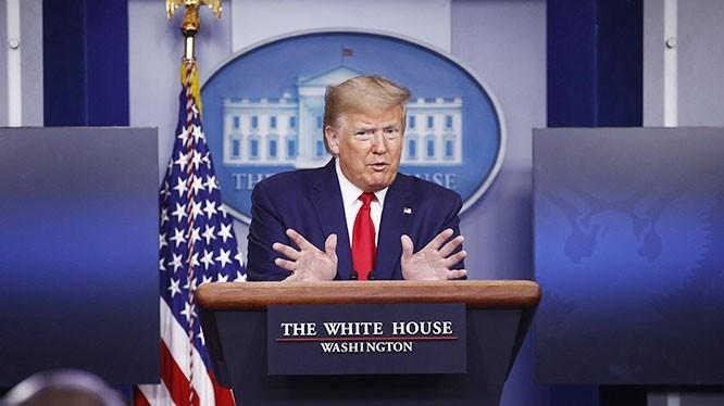 AS berupaya membuka kembali perekonomian dalam situasi aman - ảnh 1