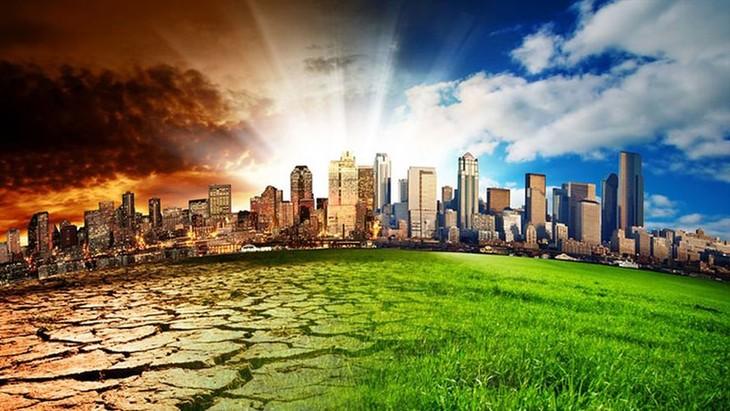 Sekjen PBB berseru supaya melakukan kerjasama internasional dalam menghadapi perubahan iklim - ảnh 1