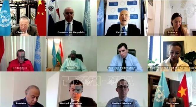 DK PBB membahas situasi Irak - ảnh 1