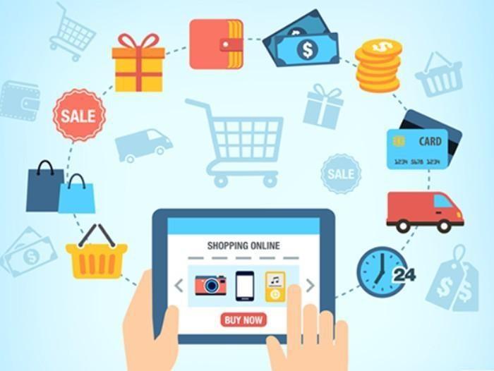 """Pemerintah mengesahkan rencana """"Membawa E-commerce menjadi bidang pelopor dari perekonomian digital"""" - ảnh 1"""