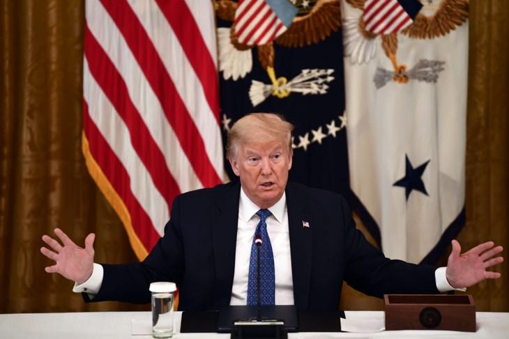 Presiden Donald Trump mengkonfirmasikan rencana mengadakan KTT G7 di AS - ảnh 1